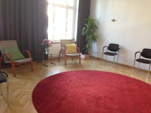 Seminarraum für Workshops